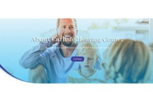 Hearing aid professionals. About Us Feature Image