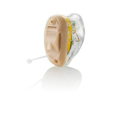 completely in canal (CIC) Starkey hearing aid